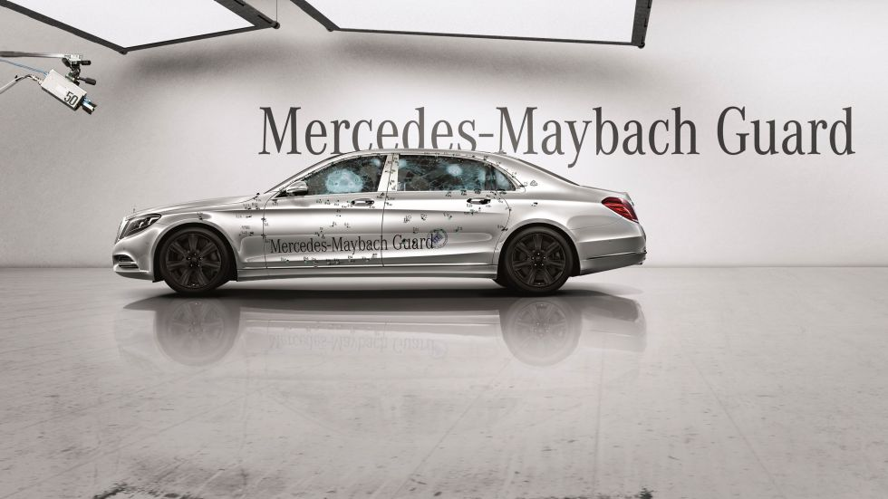 Mercedes-Maybach Guard