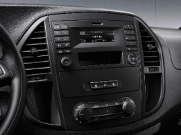 Vito Tourer, Audio 10