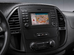 Vito Tourer, Audio 15